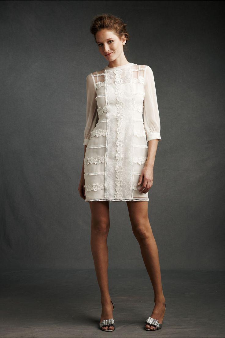 66 best Short Wedding Dresses images on Pinterest | Wedding ...