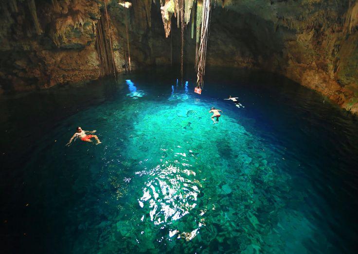 Beautiful Cenotes Wallpaper Mexico