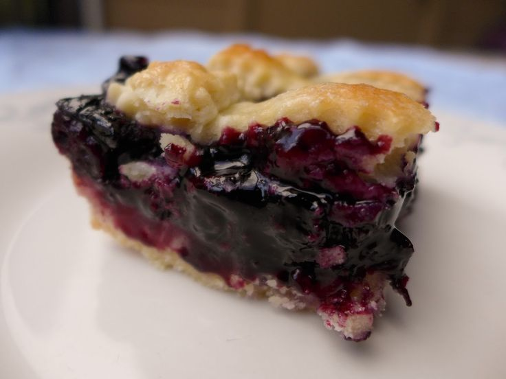 Thick and lusciously blueberry-y. These bars have satisfied my lifelong quest for theperfectblueberry pie. I've never had one that didn't have a leathery, tasteless crust and runny filling. I'd take these over a pie any day! The top crust is sweet and tender and delicious, the bottom is crumbly and short with a hint of...Read More »