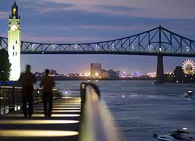 I visited Montreal a long, long time ago (1993!) and would love to go back. © Marie-Reine Mattera - Old Port of Montréal
