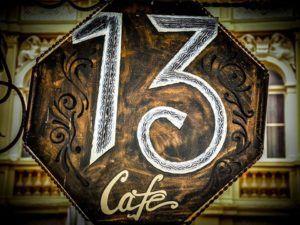 Cafe 13 Logo