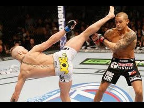 """Conor McGregor """"The Takeover"""" Technical Analysis by Gemini MMA"""