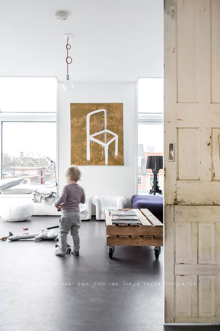 © Sonja Velda Fotografie   Binnenkijken bij Kim. Styling : www.itsloft.nl Productie in VT- Wonen 2015
