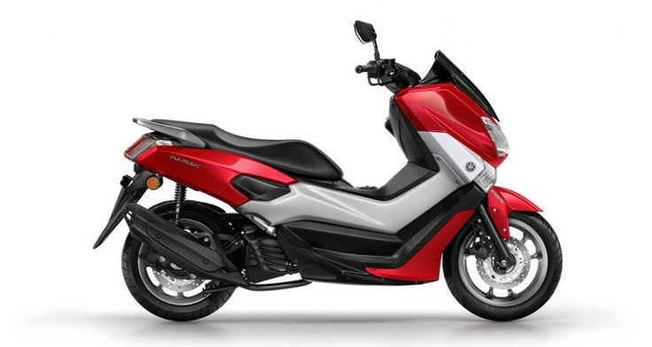 Europe: Yamaha Reveals The NMAX 125 Scooter