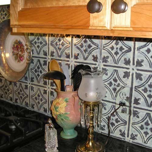 Tin Backsplash For Kitchen: 112 Best Tile, Backsplash And Countertops Images On