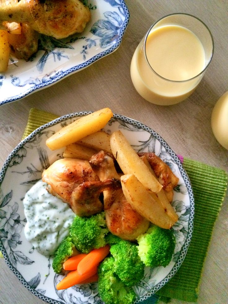 The classic roast chicken is something everyone should know and can always save the day for family & kids.