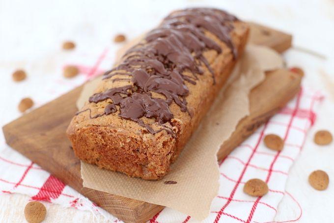 Op zoek naar een lekker recept voor Sinterklaas? Wat dacht je van deze Sinterklaascake met chocolade en kruidnoten. Super lekker en simpel om te maken.