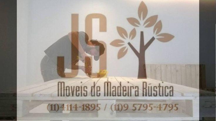JS -Moveis De Madeira Rustica
