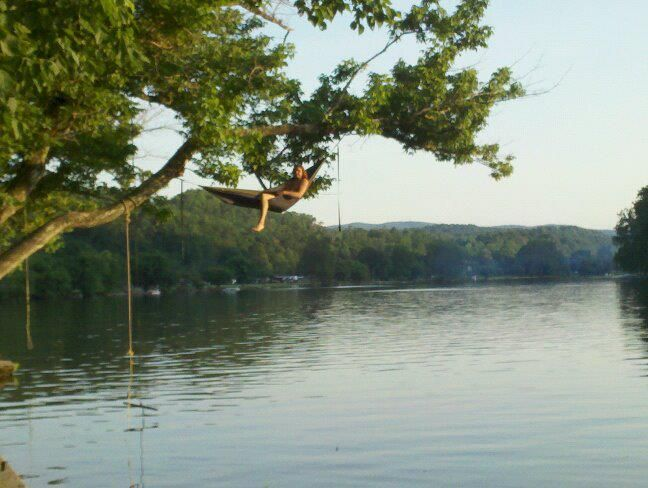 eno, eagles nest outfitter hammock, new river, virginia