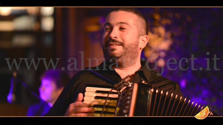 ALMA PROJECT - GS Folk Band (Balkanic, Italian, Jewish traditional songs)