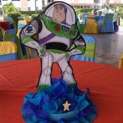 Toy Story... Centro de mesa
