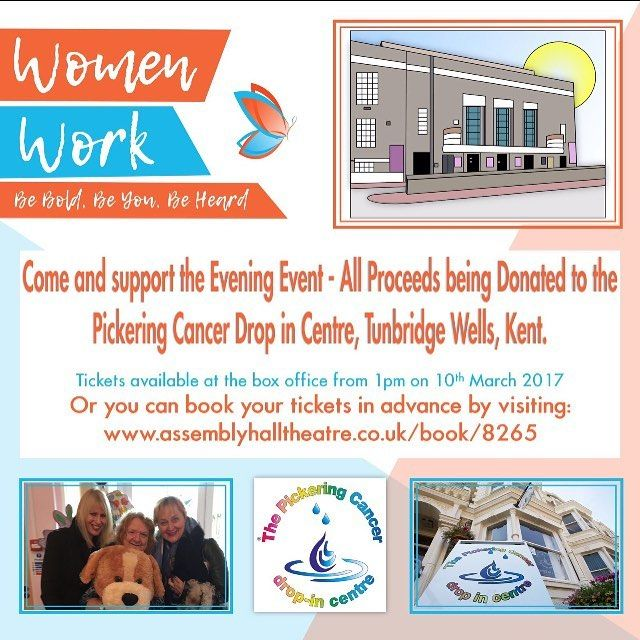 3 days to go till @womenworkevents. Come with business cards build new partnerships new networks. Do not be afraid to ask for help. Build your community your business your future