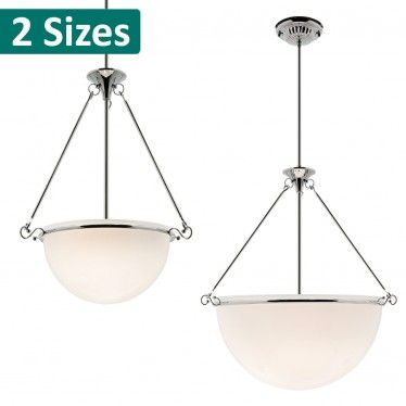 L2-1446 Opal Glass Pendant Light from