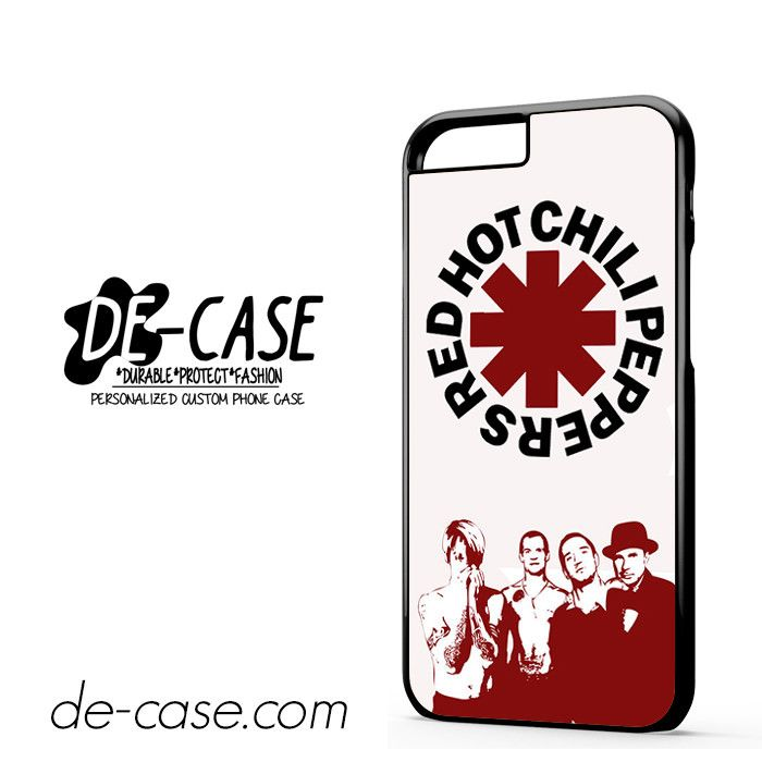 Red Hot Chili Peppers Band DEAL-9202 Apple Phonecase Cover For Iphone 6 / 6S