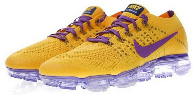 half off e3def cdd88 Cheap Dragon Ball Z X Nike Air VaporMax Flyknit Olive Yellow Purple  AA3858-104