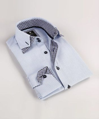 Heres the other shirt for Chandler.Robin's Egg Double Collar Button-Up - Boys. Nathaniel I am still looking for you. Got this a few weeks ago and we all love it. The boys have had great comments on them