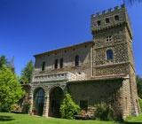 Castello di Santa Cristina, an absolute favourite of mine