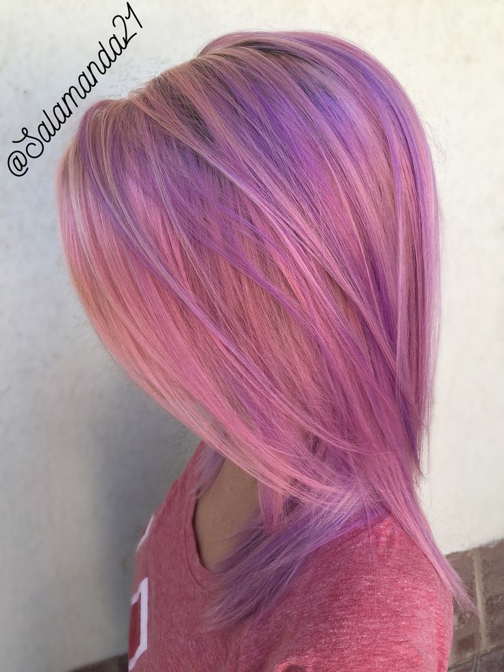 purple and black hair styles 6357 best hair images on hairstyles hair 1979 | 7ab27202b2994e2e48ed53bbbc4db6c5 pastel pink and purple hair rainbow pastel hair