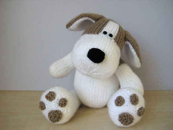 Knitting Patterns For Toy Dogs : 17 Best images about Dogs on Pinterest Toys, Sausage dogs and Staffordshire...