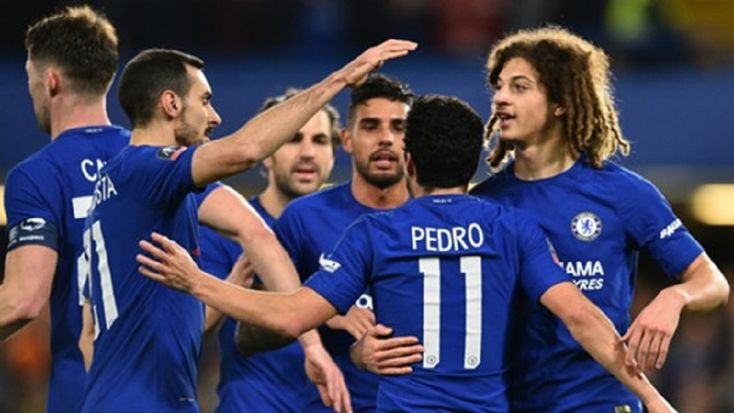 The Blues battered lesser opposition at Stamford Bridge on a perfect night with the Catalan giants next in town with the return of European football....