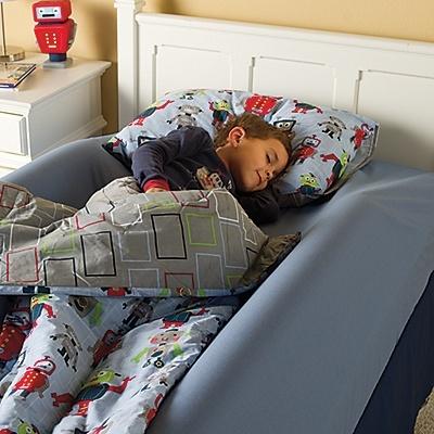 17 best images about room ideas on pinterest bed rails - Sponde letto bimbi ...