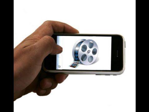 Taking Video with iPhones - Turn It Sideways, bra!