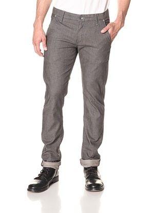 Raven Denim Men's Max Slim Straight Trouser