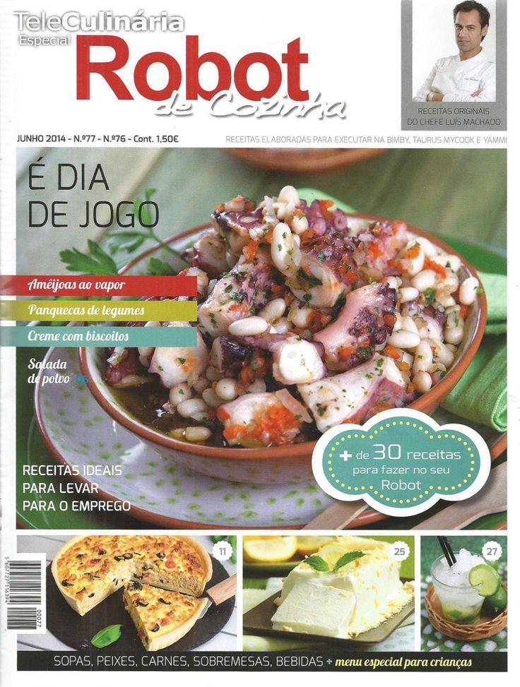 TeleCulinária Robot de Cozinha Nº 77 - Junho 2014