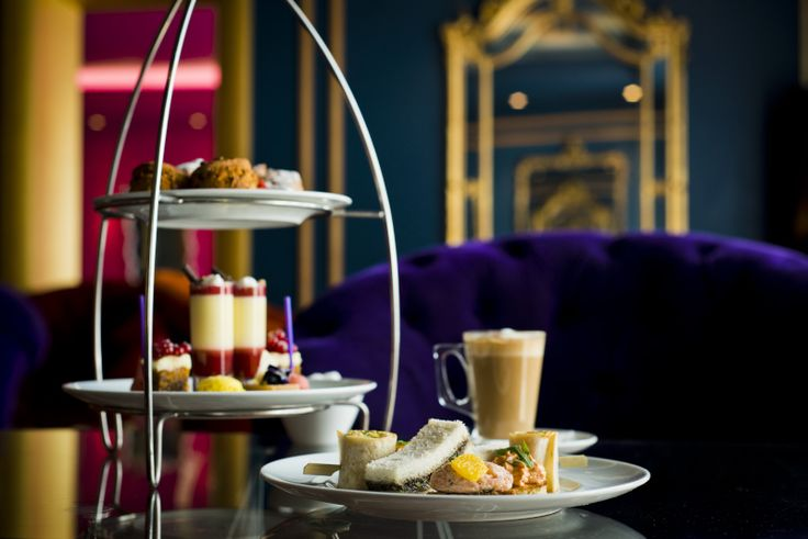 Afternoon Tea served in the Gentleman's Lounge at the g Hotel & Spa in Galway city.TO BOOK email eat@theg.ie or call +353 91 865200.