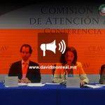 La Comisión de Atención a Víctimas debe rendir cuentas claras, número de personas atendidas y el recurso utilizado