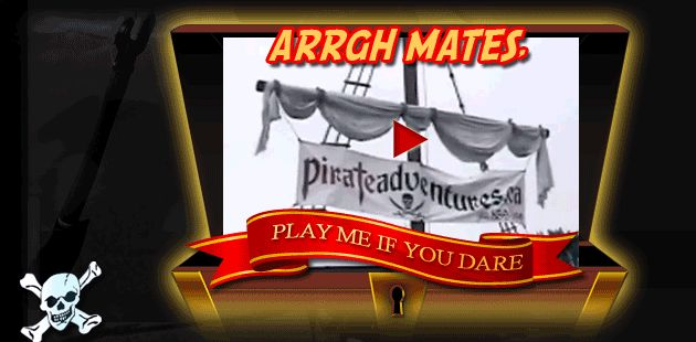Welcome to Pirate Adventures