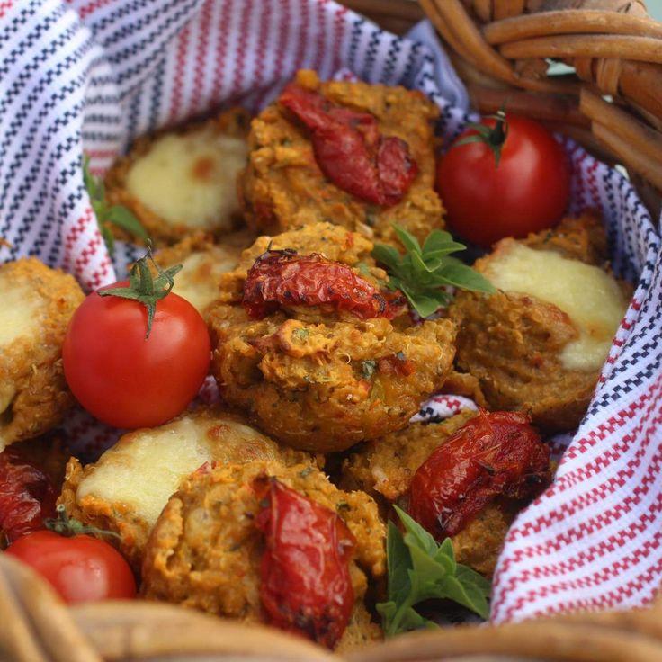 Recipe Summer quinoa bites by Alice Zaslavsky - Recipe of category Baking - savoury