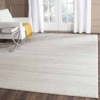Shop for Safavieh Adirondack Modern Ivory/ Silver Rug (8' Square). Get free shipping at Overstock.com - Your Online Home Decor Outlet Store! Get 5% in rewards with Club O!