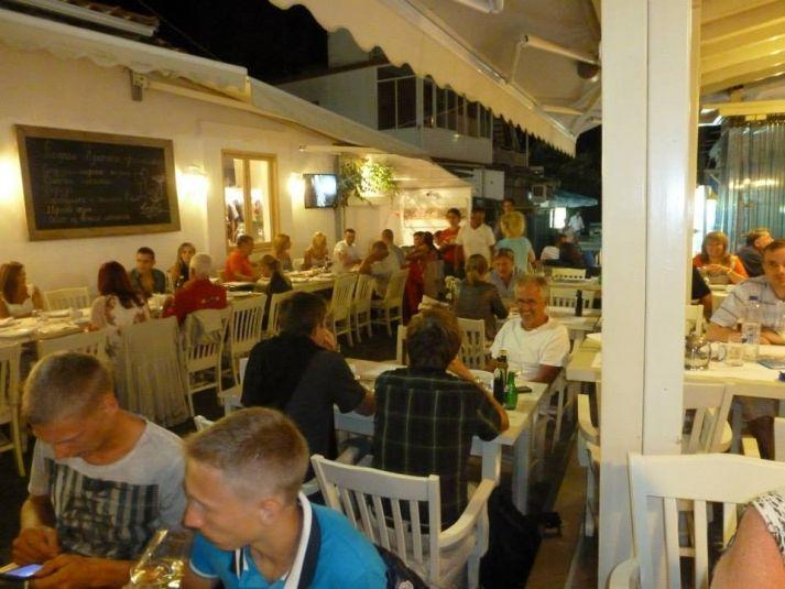Kritikos Restaurant -Xalkidiki   Living Postcards - The new face of Greece