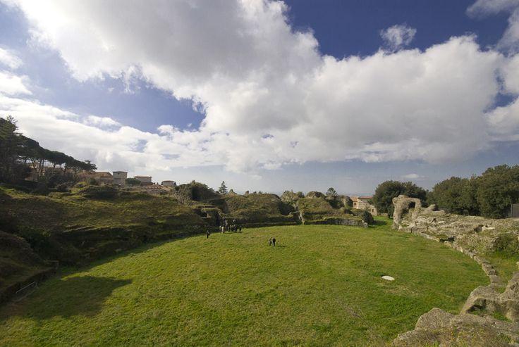 Albano Laziale - Anfiteatro