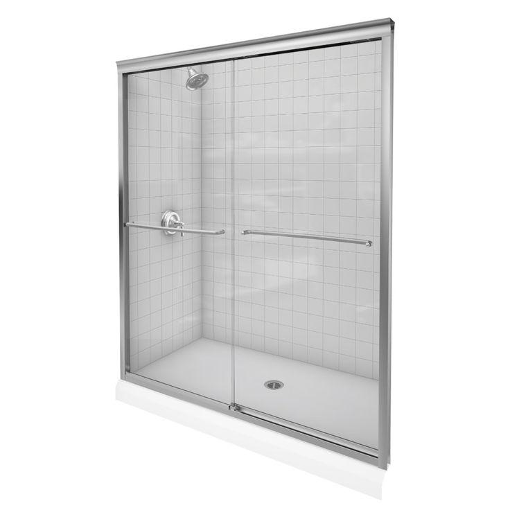 Kohler Sliding Shower Doors Hardware