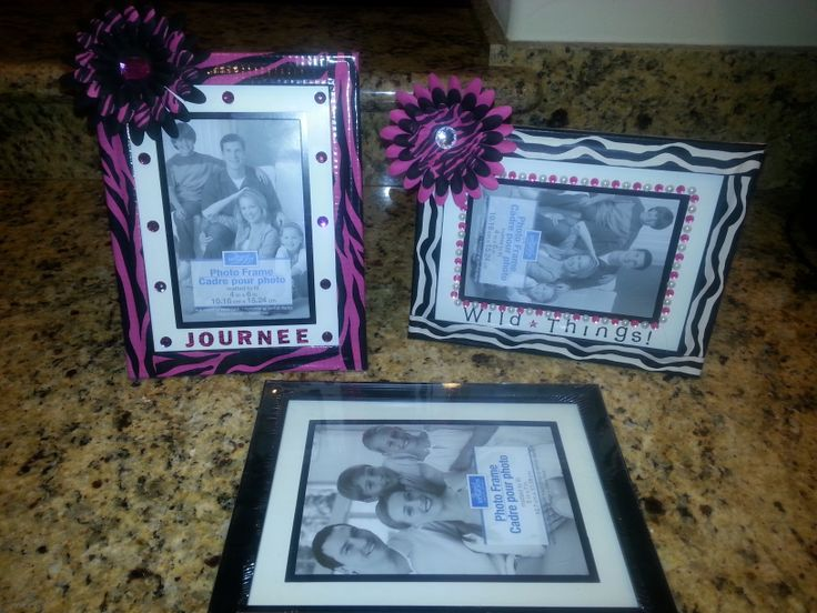 photo frame craft project 1 frames from the dollar tree duct tape and discount