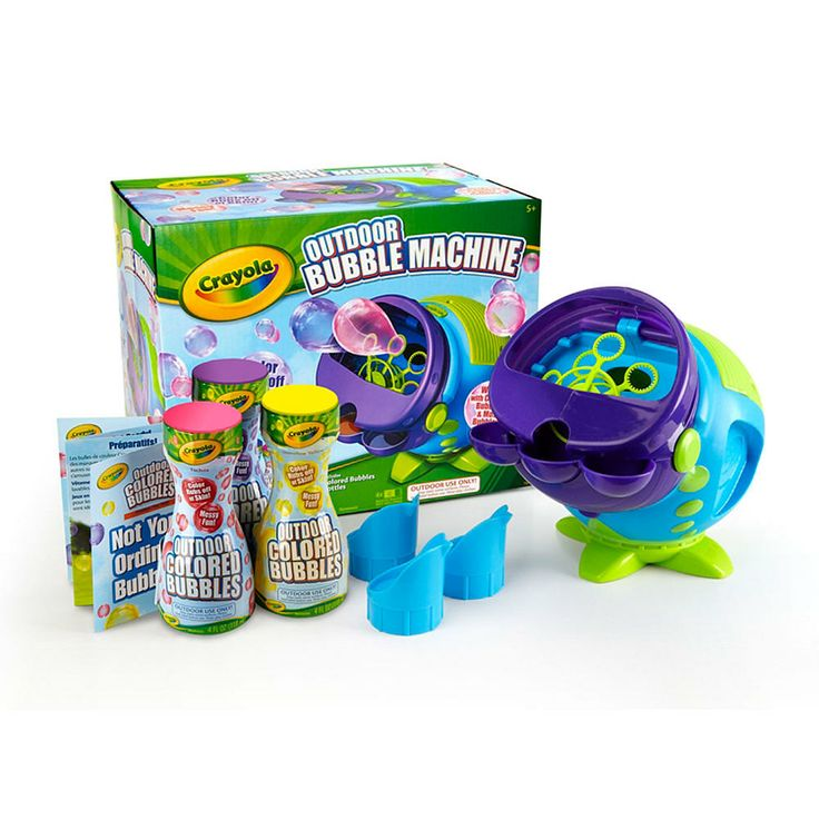 toys r us bubble machine
