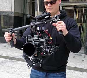 "Laforet unveils ""game changer"" device: a virtually unshakeable gyro-based handheld camera stabilizer called MoVI - Imaging Resource"