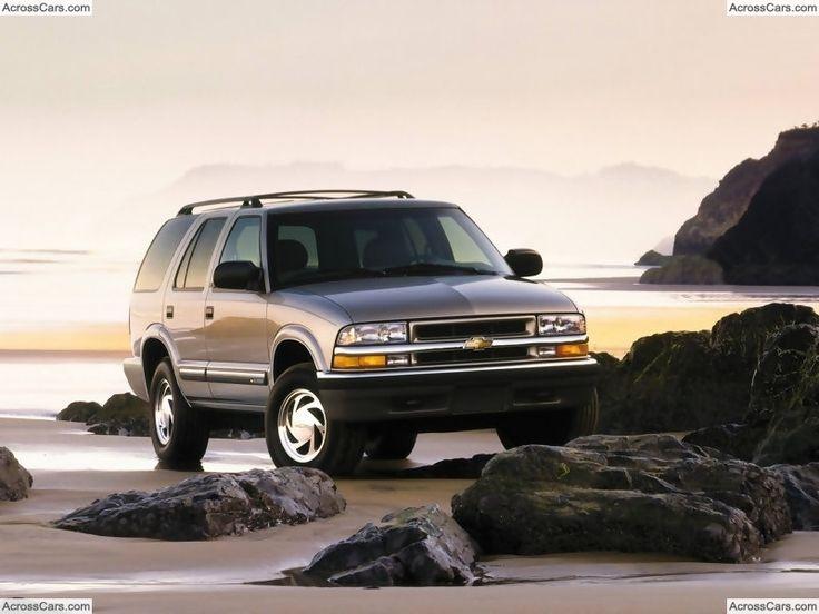 Chevrolet Blazer (2000)