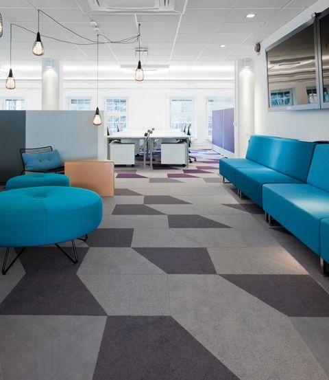 To Carpet Tile Flooring You