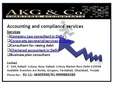 Contact chartered accountant in Delhi get company law consultant in Delhi to get proper legal guidance ph no-  91-11- 46305500/91-9999884280 http://charteredaccountantnewdelhi.com