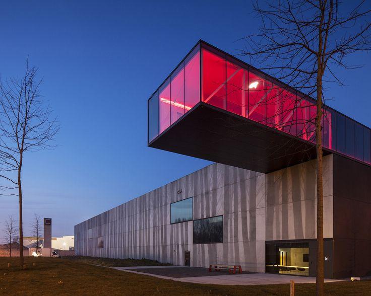 Gallery of Enjoy Concrete HQ / Govaert & Vanhoutte Architects - 5