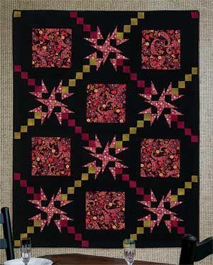 Paisley Radiance Quilt Kit Quilts Pinterest