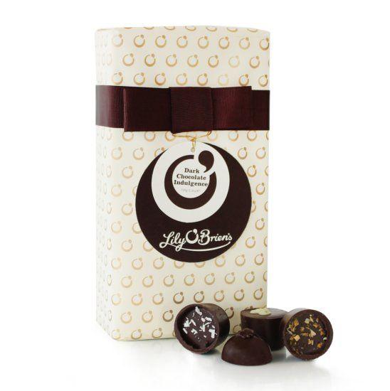 Dark Chocolate Indulgence Collection, 16 Chocolates, 195g