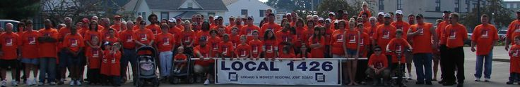 Local 1426 , Strike , Danny Glover , Bemis , Labor Day Parade , Workers United