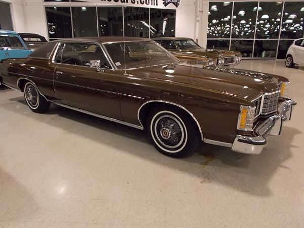 1974 Ford LTD had this for a couple of years, only drove it twice. It was a tank...