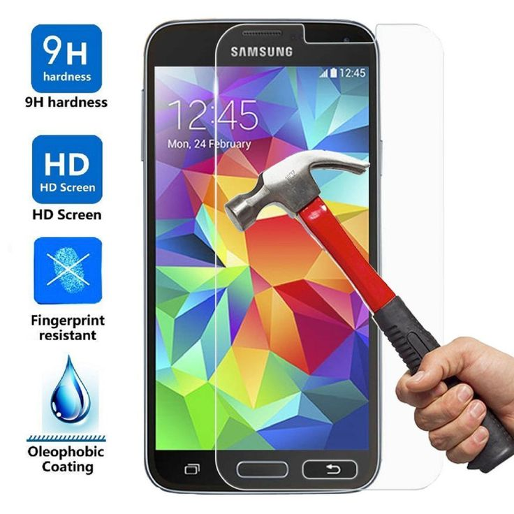 Ultra Slim Premium HD Tempered Glass Screen Protector for Samsung Galaxy S5  #samsung #samsungmobile #screenprotector #samsungscreen