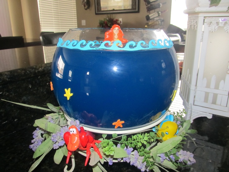 17 best ideas about fish bowl jello on pinterest kids for Fish thrift store