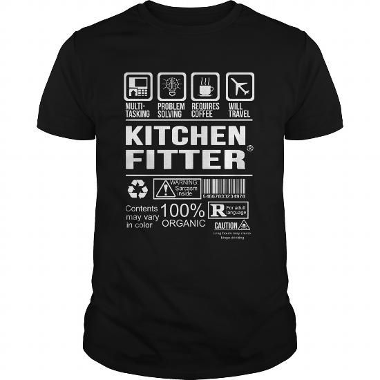 KITCHEN-FITTER #awesome tee #sweatshirt refashion. CHEAP PRICE:  => https://www.sunfrog.com/LifeStyle/KITCHEN-FITTER-125235654-Black-Guys.html?68278